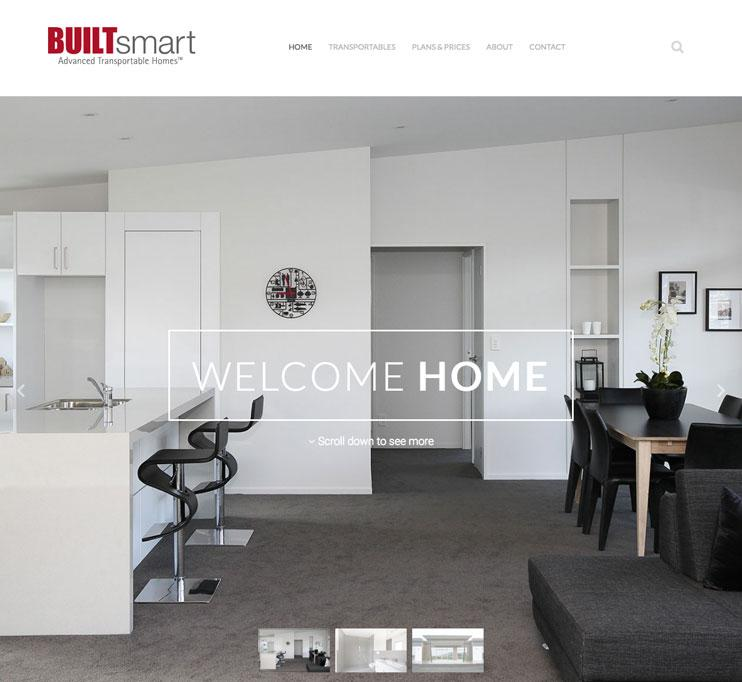 Built Smart Website